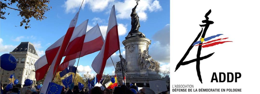 Défense de la démocratie en Pologne